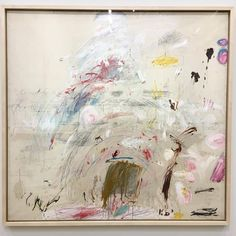 "zizart: "" Cy Twombly of course…one more time… #twombly #art #centrepompidou #abstract #abstractart #art #artist #artoftheday #artstagram #artwork #basquiat #best #contemporaryart #contemporary..."