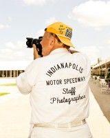 Bill Watson at Indianapolis Grand Prix