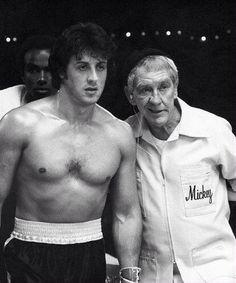 Rocky and Mickey.