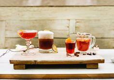 Aprenda a fazer deliciosos drinques perfeitos para o inverno