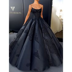 """13.2k Likes, 170 Comments - Valdrin Sahiti Official (@valdrinsahitiofficial) on Instagram: """"VS black gown #valdrinsahitiofficial #vslover #elegantgown"""""""
