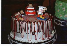 3rd cake is Mickey
