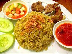Menu Buka Puasa Nasi kebuli – Sajian lezat khas indonesia yang satu ini memanglah sangat mendunia, pasalnya hanya dengan mengaplikasikan bumbu maka jadilah menu yang nikmat. Nah, maka dari itu tidak ada salahnya kan jika Anda menyajikan menu nasi kebuli untuk berbuka bersama keluarga nantinya? Anda bisa mengkreasikan menu buka puasa nasi kebuli yang satu …