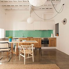 Roseland Greene: kitchens - Barcelona