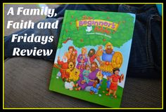 If you are looking for a beginning Bible your little ones can enjoy or a beautiful gift to give a new parent, look no further! #hsreviews #BeginnersBible #ChildrensBible		@zond