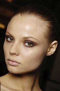 Brown Eye  #makeup