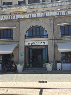 Hotel ESPLENDIDÔ- Porto SOLLER- Majorque
