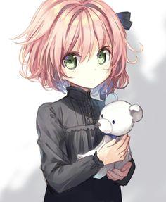 Poderia facilmente ser filha da Sakura ❣️