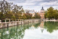 Pueblos con encanto cerca de Madrid: Aranjuez Best Hotels In Madrid, Madrid Travel, Future Travel, Spain Travel, Beautiful Landscapes, Valencia, Trip Planning, Places Ive Been, Spanish