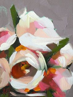 Peonies on Mercury Glass still life floral art print by Angela Moulton 8 x 10 inches prattcreekart