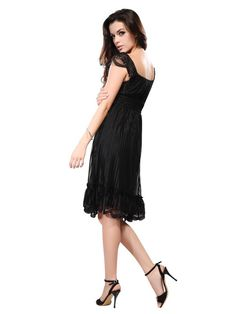 Amazon.com: Ever Pretty Women's Lace Empire Cap Sleeve Casual / Cocktail Party Dress 02713: Clothing
