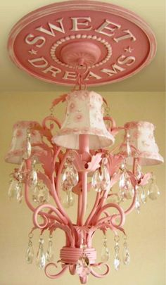 For a girl's room