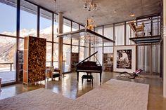 Espacio piano