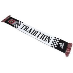 #DCU Tradition Scarf! #mls #soccer