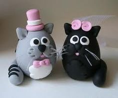 tabby cat cake toppers - Google Search