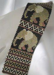 jayceepatterns braceletspg 1 #beadwork