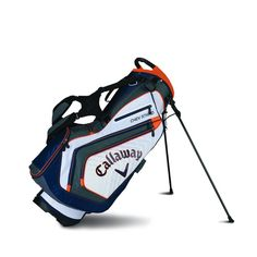 Callaway Chev Golf Stand Bag - New range of bags from Callaway for 2015 - https://www.foremostgolf.com/callaway-chev-golf-stand-bag-2