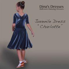 Платье для бальных танцев Ballerine