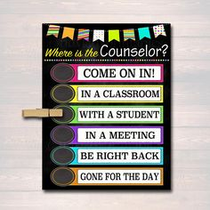 School Counselor Prayer Art School Counselor Gift Guidance
