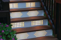 28 ideas for updating your stairs at home: http://inthralld.com/2013/10/28-beautiful-ideas-for-updating-your-stairs-at-home/