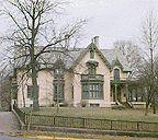 Lafayette, Indiana   Historic 9th Street Hill