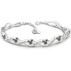 Bracelet: Disney Magical Wishes Crystal Bracelet by The Bradford Exchange Bradford Exchange http://www.amazon.com/dp/B00Q72JGAU/ref=cm_sw_r_pi_dp_BnBivb0PAT50Z