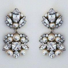 Sara Gabriel Chelsea Earrings