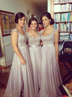 Change to dark maroon-ish red and you've got a bridesmaids dress.