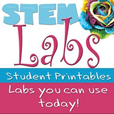 STEM Mom: Lessons - several go along w/ our units of study (free)