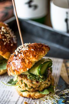 Chicken Burger Koriander Pesto-1-8