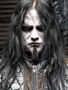 Shagrath of Dimmu Borgir Black Metal, Metal Sinfônico, Gothic Metal, Death Metal, Metal Band Logos, Metal Bands, Dimmu Borgir, Goth Music, Symphonic Metal