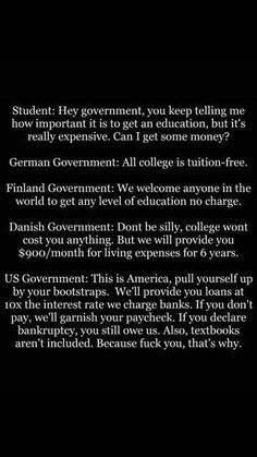 The American Education System in 23 Posts And Memes - I Can Has Cheezburger? Online College, Education College, The American School, All Colleges, Importance Of Time Management, Education System, Higher Education, College Hacks, Writers