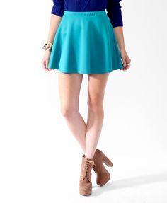Lustrous Swing Skirt $11.80