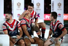 Cooper Cronk Photos Photos: 2018 NRL Grand Final - Storm v Roosters Sydney Australia, Australia 2018, Hot Rugby Players, Rugby Men, Rugby League, Cheerleading, Finals, Soccer, Roosters
