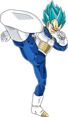 Dragon Ball, Vegeta Ssj Blue, Super Saiyan, Sonic The Hedgehog, Anime, Fictional Characters, Art, Dragons, Universe