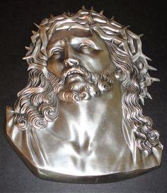 GOLDSCHEIDER Crown of Thorns Religous Jesus Wall by Treazurzs