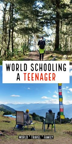 World Schooling Ideas, tips ad travel with teens. Travel with teenagers as education from one of the full time worldschooling digital nomad families. #worldschooling Teen Travel | Travel with Kids| Travel with Teens|  #teenagers