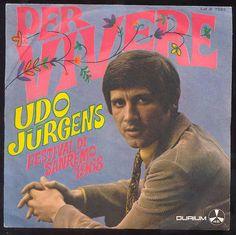 """Udo Jurgens """"Per Vivere"""" : Sanremo Festival 1968"""