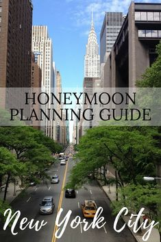Honeymoon Guide for New York CityHeading to New York City could be one of the most ambitious things a newlywed couple could do to start of their marriage, while also providing ample opportunities for romance and creating lasting memories. Beach Honeymoon Destinations, Honeymoon Planning, Best Honeymoon, Romantic Honeymoon, Romantic Travel, Amazing Destinations, Honeymoon Ideas, Honeymoon Essentials, Travel Destinations