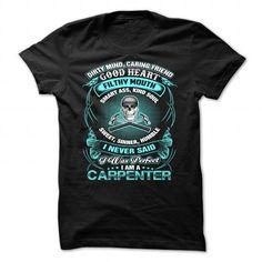 I am a Carpenter T-Shirts, Hoodies (22.99$ ==► Shopping Now!)