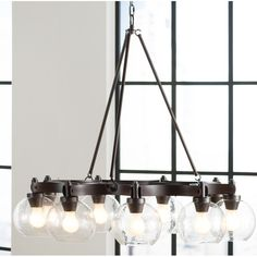 You'll love the Fulton 9 Light Chandelier at Wayfair - Great Deals on all Lighting  products with Free Shipping on most stuff, even the big stuff.