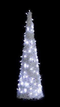 Vianočný stromček s LED diódami - 1200mm - OCTS-01-L