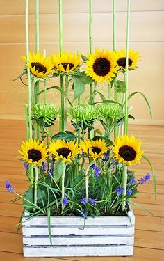 Remembering an avid gardener.