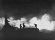 """"""" Die Walküre """" 3.Aufzug 1951 Wieland Wagner Bühnenphoto"""