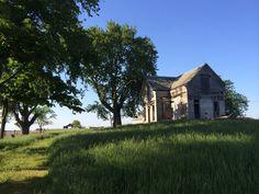 Abandoned Farm Tipton County Indiana
