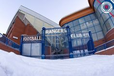 🐻 Home of the Famous 🔴⚪🔵 Rangers Football, Rangers Fc, Football Things, Glasgow, Bears, Red And White, Tattoo, History, Football Soccer