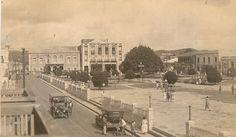 TEATRO VICTORIA Y PLAZA 1920