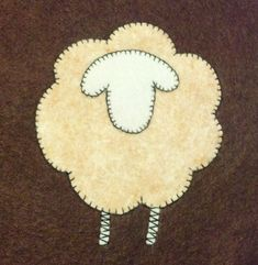 KIT: Sheep Tricks Table Runner/Wall Hanging Quilt Pattern and KIT
