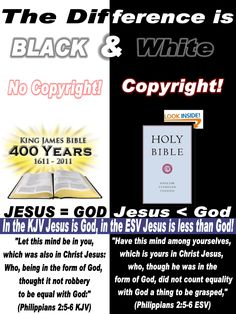 The ESV bible says that Jesus is not equal to God. My Bible, Bible Scriptures, Bible Quotes, Bible Translations, King James Bible, Uplifting Quotes, Positive Quotes, God Loves Me, God Jesus