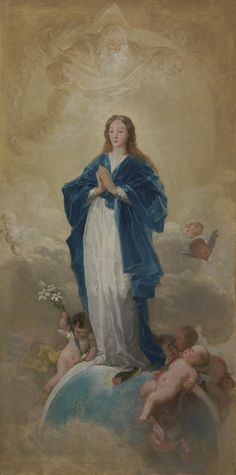 Goya - Immaculate Conception